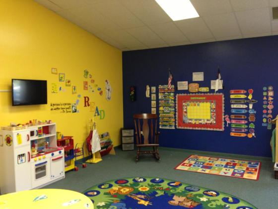 A Sonshine Preschool Classroom